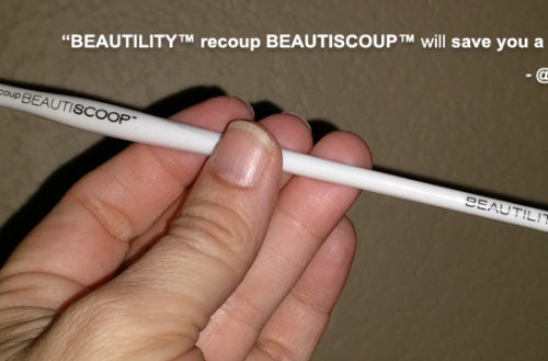 """BEAUTILITY™ recoup BEAUTISCOUP™. YBLTV Review by Ellen Saravis."