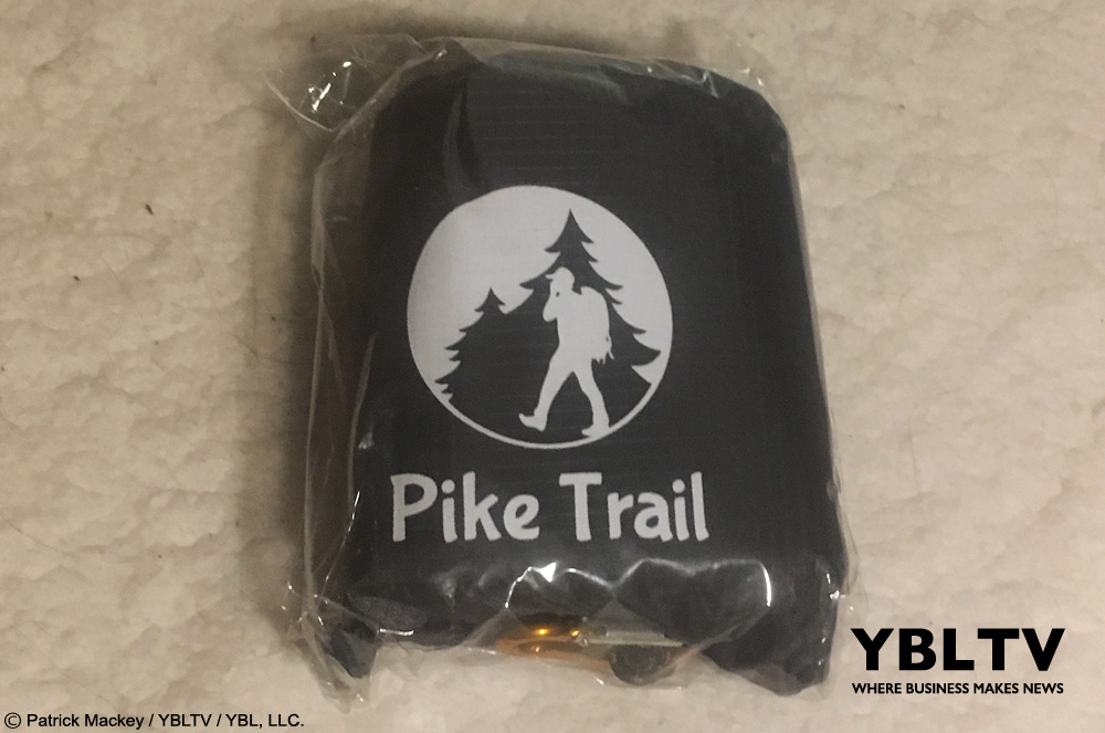Pike Trail Pocket Blanket. YBLTV Review by Patrick Mackey.
