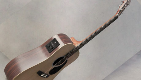 HyVibe Audio Introduces Smart Acoustic Guitar.