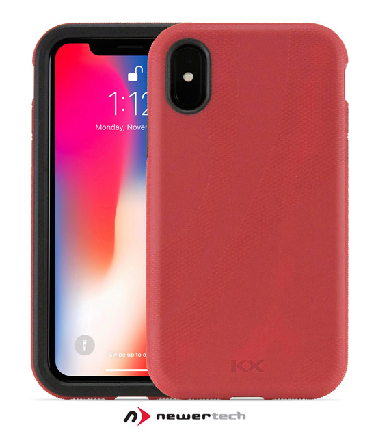NewerTech Offers Nuguard KX Protective Cases for Apple iPhone X
