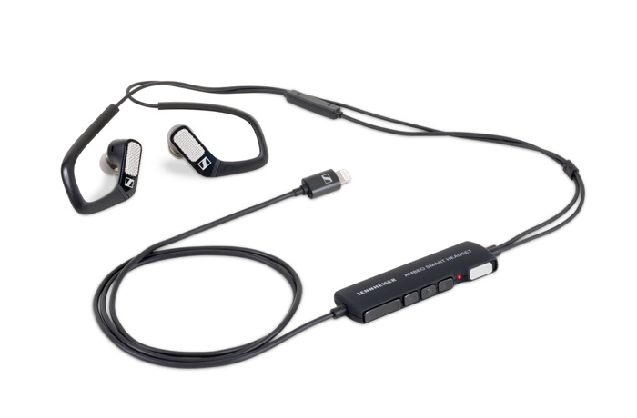 Apogee and Sennheiser AMBEO SMART HEADSET - Now Available in Black