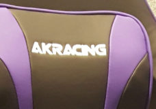 AKRacing at CES 2018.