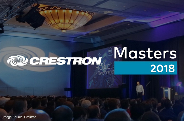 Crestron Announces Details for Masters 2018