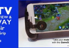 YBLTV Giveaway: GameSir F1 Joystick Grip. Review by Washington Thompson III.