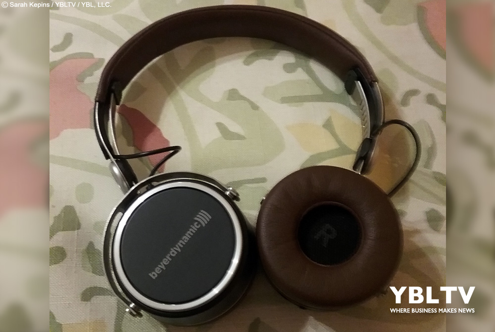 beyerdynamic Aventho Wireless Headphones. YBLTV Review by Sarah Kepins.