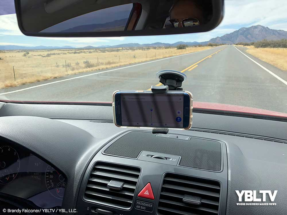 Steelie FreeMount Windshield System by Nite Ize, Inc. YBLTV Review by Brandy Falconer.