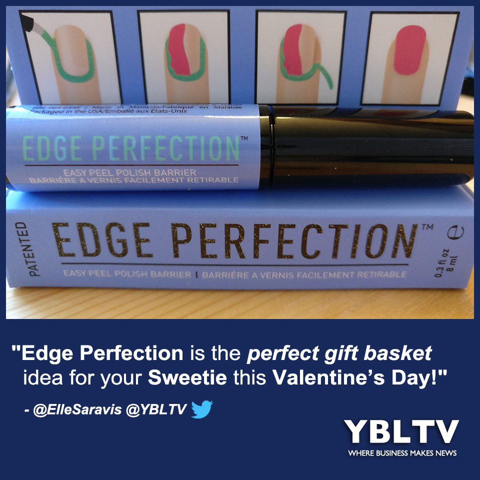Edge Perfection. YBLTV Review by Ellen Saravis.