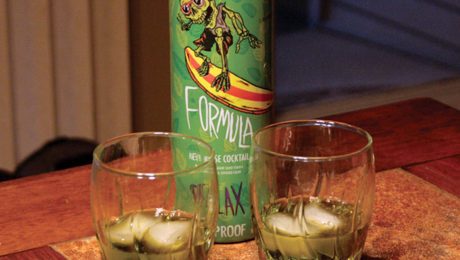 Tequiponch Herb Formula Cocktail. YBLTV Review by Patrick Mackey.