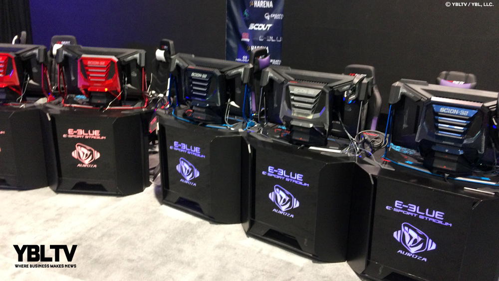 E-Blue Gaming: Making ESports Accessible to the Masses.