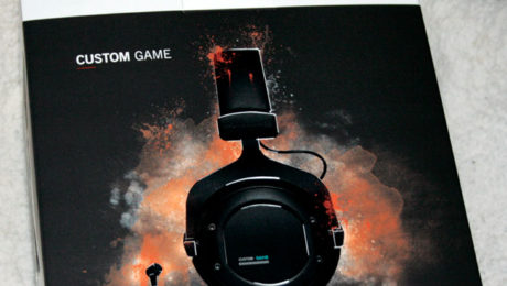 beyerdynamic Custom Game Interactive Gaming Headset. YBLTV Review by Patrick Mackey.