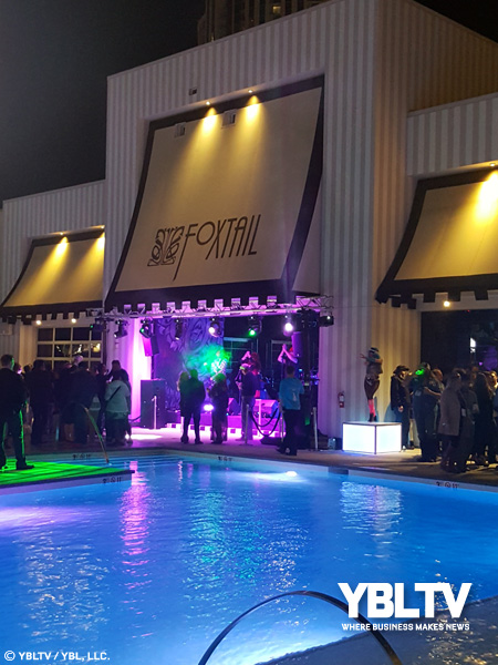 The 2018 Nightclub & Bar Show, Welcome Party at Foxtail Nightclub & Pool - SLS Las Vegas.