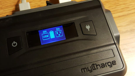 myCharge AdventureUltra. YBLTV Review by Erika Blackwell.