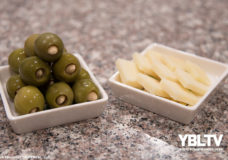 Olive-it International, Inc. Stuffed Olives. YBLTV Review by Brandy Falconer.