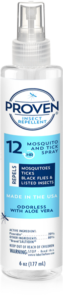 PROVEN 12-Hour Bug Spray. Image Source: PROVEN Repellent Company.