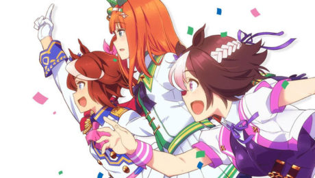 Umamusume: Pretty Derby. Credit: Crunchyroll.
