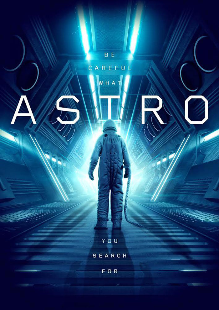 Astro, starring Gary Daniels (The Expendables, Hunt to Kill), Dominique Swain (Alpha Dog), Marshal Hilton (Primal Rage) and Michael Pare (The Shelter) from Sony Pictures Home Entertainment.