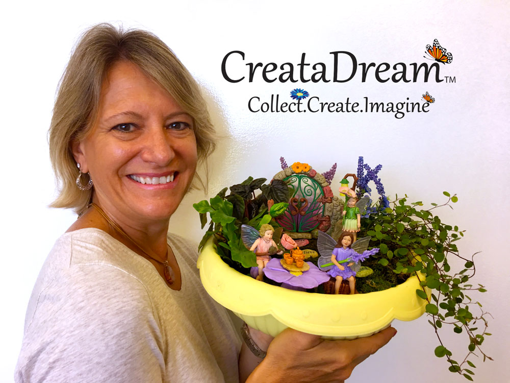 CreataDream VP, Joyce Sprau.