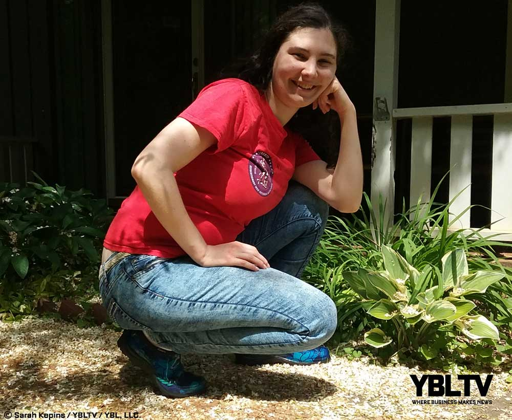 Sloggers Shoes. YBLTV Review by Sarah Kepins.