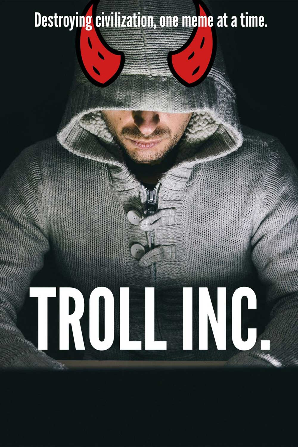 Troll Inc. YBLTV Film Review by Patrick Mackey.