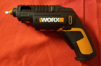 Worx SD Semiautomatic Cordless Driver. YBLTV Review by Ashlee Finck.