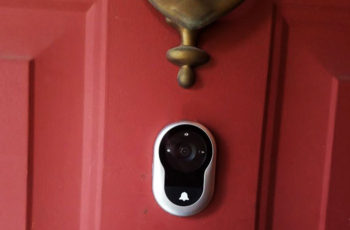 Maximus Lighting Door Viewer With Doorbell. YBLTV Review by Ashlee Finck.