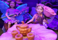 CreataDream Flower Fairies Secret Garden. YBLTV Review by Laura Kirani.