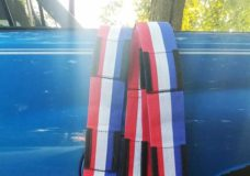 A.A.C. Forearm Forklift, Inc. Lifting Straps. YOUR BIZ LIVE Review by Ashlee Finck.