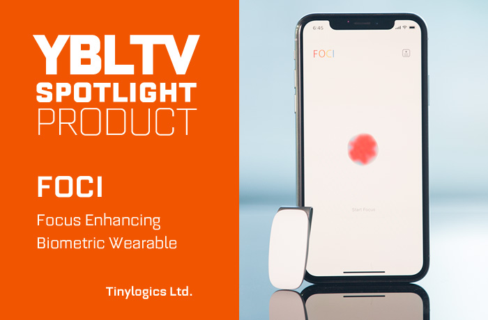 Tinylogics FOCI. YBLTV Product Spotlight by Washington Thompson III.