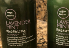 Paul Mitchell Tea Tree Lavender Mint Moisturizing Shampoo and Conditioner. YOUR BIZ LIVE Review by McKenzie Thompson.