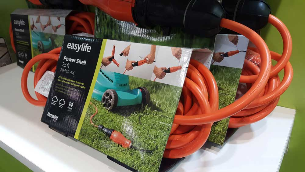 EasyLife Tech Power Shell Extension Cord. YBLTV Review by B.C. Minton.