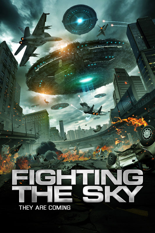 Fighting The Sky. YBLTV Film Review by Patrick Mackey.