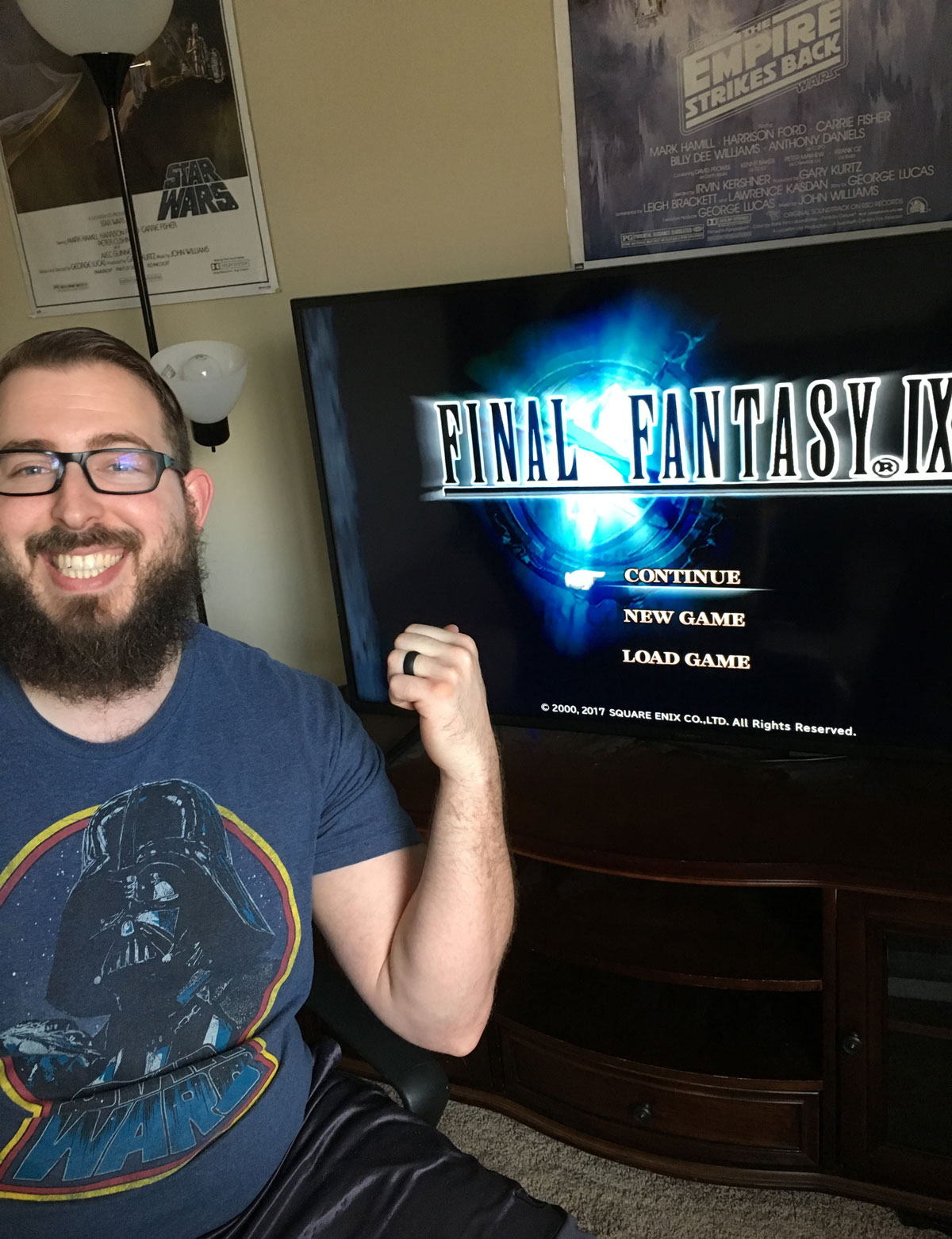 Final Fantasy® IX: B.C. Minton on Why I'm A Gamer