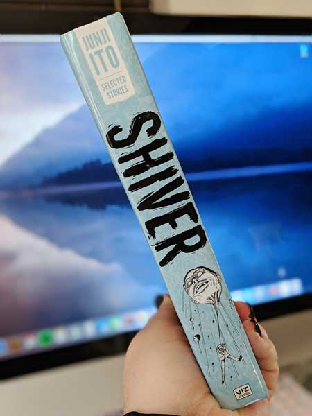 Shiver by Junji Ito. YBLTV Review by Katie Hernandez.