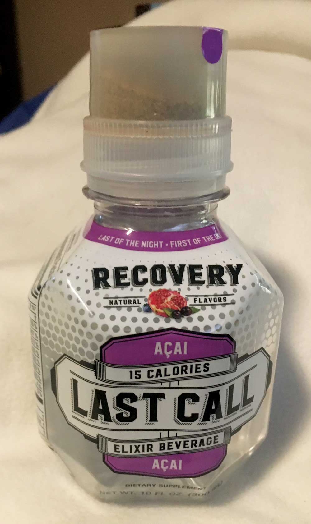 Last Call Recovery Elixir. YBLTV Review by Patrick Mackey.